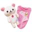 ตุ๊กตา คุมะ & โคริ ในถุงนอน ลิขสิทธิ์แท้ thumbnail 2
