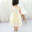 ชุดเดรสกระโปรงสาวน้อย แขนกุดซิปหลัง ชุดนี้ใส่แล้วสวยดูสวยหวานน่ารักมากค่ะ thumbnail 6