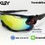 แว่นตาปั่นจักรยาน Oakley Jawbreaker [สีดำ-ขอบแดง] thumbnail 1