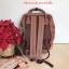 Anello กระเป๋าเป้ สะพายหลัง รุ่น pu rucksack mini แท้100% สีน้ำตาล thumbnail 4
