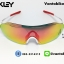 แว่นตาปั่นจักรยาน Oakley Radar EV ZERO [สีขาว-แดง] thumbnail 2