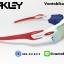 แว่นตาปั่นจักรยาน Oakley Radar EV [สีขาว-แดง] thumbnail 3