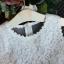 ชุดเดรสผ้าลูกไม้สีขาว ต่อด้วยกระโปรงฟูมีซับใน ติดโบว์ด้านหลัง สวยเหมือนแบบ ชุดนี้ใส่ออกงานได้เลยค่ะ thumbnail 3