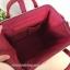 Anello กระเป๋าเป้ สะพายหลัง รุ่น Pu Rucksack Mini แท้100% สีแดงไวร์ thumbnail 6