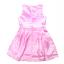 เดรสสาวน้อย Peppa Pig เจ้าหญิงหมูน่ารัก (สีชมพู) ซิปหลังใส่แล้วน่ารักมากค่ะ thumbnail 2