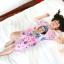 ชุดนอนเด็กโตสีชมพู ลายเจ้าหญิง ชุดแขนสั้นขาสั้น ผ้าดีใส่สบายน่ารักมากๆค่ะ thumbnail 6