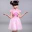 ชุดกี่เพ้าสีชมพูคอจีน กระโปรงผ้าโปร่ง ผูกโบว์ด้านหลัง ใส่วันตรุษจีนหรือใส่ไปเที่ยวน่ารักมากๆค่ะ thumbnail 4