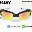 แว่นตาปั่นจักรยาน Oakley Jawbone [สีดำ-ขาว] thumbnail 2
