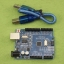 Arduino UNO R3 CH340G for Arduino Compatible พร้อมสาย USB thumbnail 1