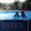 INTEX สระปริซึ่มเฟรมกลม 12 ฟุต(366X76 ซม.) thumbnail 5