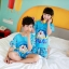 ชุดนอนเด็กโตสีฟ้า ลายโดเรมอน ชุดแขนสั้นขาสั้น ผ้าดีใส่สบายน่ารักมากๆค่ะ thumbnail 6