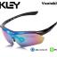 แว่นตาปั่นจักรยาน Oakley รุ่น A0089 [สีน้ำเงิน-ดำ] thumbnail 1