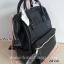 Anello กระเป๋าเป้ สะพายหลัง รุ่น Pu Rucksack Mini แท้100% สีดำ thumbnail 3