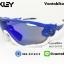 แว่นตาปั่นจักรยาน Oakley Jawbreaker [สีน้ำเงิน-ขาว] thumbnail 1