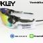 แว่นตาปั่นจักรยาน Oakley Jawbreaker [สีดำใส-ขาว] thumbnail 3