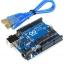 Arduino UNO R3 (พร้อมสาย USB ) ATMEGA328P USB ATMEGA16U2 thumbnail 1