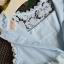 ชุดเดรสกระโปรงผ้าลูกไม้สีฟ้า ต่อด้วยกระโปรงฟูๆ ชุดนี้ใส่แล้วสวยดูสวยหวานน่ารัก ใส่ไปเที่ยวหรืออกงานก็น่ารักค่ะ thumbnail 7