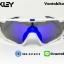 แว่นตาปั่นจักรยาน Oakley Jawbreaker [สีขาว-ขอบน้ำเงิน] thumbnail 2