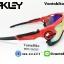 แว่นตาปั่นจักรยาน Oakley Jawbreaker [สีแดง-ดำ] thumbnail 4