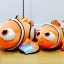ตุ๊กตาปลาการ์ตูน ดอรี่ & นีโม่ จากเรื่อง Finding Dory thumbnail 3