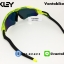 แว่นตาปั่นจักรยาน Oakley Radar EV [สีเขียว-ดำ] thumbnail 4