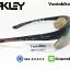 แว่นตาปั่นจักรยาน Oakley รุ่น A0089 [สีแดง-ดำ] thumbnail 4