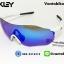 แว่นตาปั่นจักรยาน Oakley Radar EV ZERO [สีขาว-ดำ] thumbnail 1