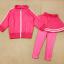 ชุดเซ็ทเด็กสีชมพู 2 ชิ้น เสื้อแขนยาวซิปหน้า+กางเกงเลกกิ้งขายาว แบบเข้าชุดใส่แล้วน่ารักเท่ห์สุดๆค่ะ thumbnail 1