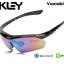 แว่นตาปั่นจักรยาน Oakley รุ่น A0089 [สีดำ] thumbnail 1