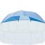 INTEX Pool Canopy Shade หลังคากันแดดสระว่ายน้ำ thumbnail 4