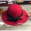 หมวกเด็กสีแดง (รอบศรีษะ 54cm) ประมาณ 3-8ปี thumbnail 1