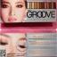 Mistine Groove Complete Eye Palette อายแชโดว์พาเลท12สีใหม่ล่าสุดของมิสทีน thumbnail 1