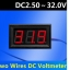 DC 2.5 - 32V Meter thumbnail 1