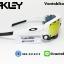 แว่นตาปั่นจักรยาน Oakley Jawbone [สีขาว-ดำ] thumbnail 3