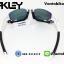 แว่นตาปั่นจักรยาน Oakley Jawbone [สีขาว-ดำ] thumbnail 4