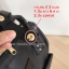 Anello กระเป๋าเป้ สะพายหลัง รุ่น Pu Rucksack Mini แท้100% สีดำ thumbnail 5