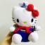 ตุ๊กตาคิตตี้ Hello Kitty ชุดกะลาสี ลิขสิทธิ์แท้ Sanrio thumbnail 4