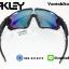 แว่นตาปั่นจักรยาน Oakley Jawbreaker [สีดำ-ขาว] thumbnail 5