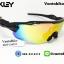แว่นตาปั่นจักรยาน Oakley Radar EV [สีดำ] thumbnail 1