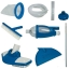 INTEX ชุดอุปกรณ์ทำความสะอาดสระ เดอลุกซ์ (ใช้กับสระ 18 ฟุต ขึ้นไป) thumbnail 1