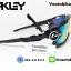 แว่นตาปั่นจักรยาน Oakley Jawbreaker [สีดำ-ขาว] thumbnail 6