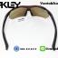 แว่นตาปั่นจักรยาน Oakley รุ่น A0089 [สีแดง-ดำ] thumbnail 5