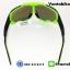 แว่นตาปั่นจักรยาน SPEED TRAP 100% [Black-Green] thumbnail 4