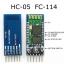 HC-05 Bluetooth Serial Module RS232 TTL thumbnail 1