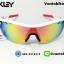 แว่นตาปั่นจักรยาน Oakley RadarLock [สีขาว-แดง] thumbnail 2