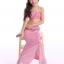 ชุดว่ายน้ำนางเงือกสีชมพู (3ชิ้น) เสื้อ,กางกางขาสั้น,กระโปรงหางนางเงือก ใส่แล้วน่ารักสุดๆค่ะ thumbnail 4