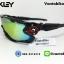 แว่นตาปั่นจักรยาน Oakley Jawbreaker [สีดำ-ขอบแดง] thumbnail 3