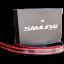 ตูดเป็ด สปอยเลอร์แนบ SAMURAI DUCKTAIL SPOILER 1.5M (1ชุด) thumbnail 3