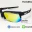 แว่นตาปั่นจักรยาน SPEED COUPE 100% [สีดำ-โลโก้ขาว] thumbnail 1