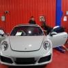 porsche 911 targa 4s กับ Lamina Executive Series